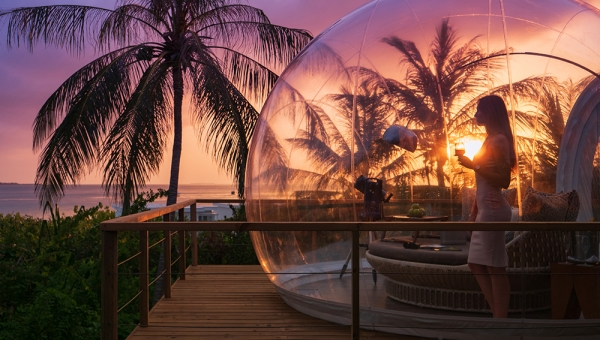 Skyhouse with Bubble