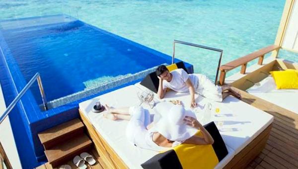 InOcean Pool Villa
