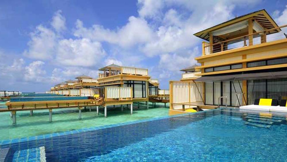 Sunset InOcean Pool Villa