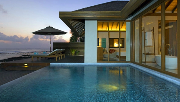 Ocean Pool Bungalow