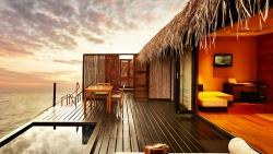 Sunset Water Villas
