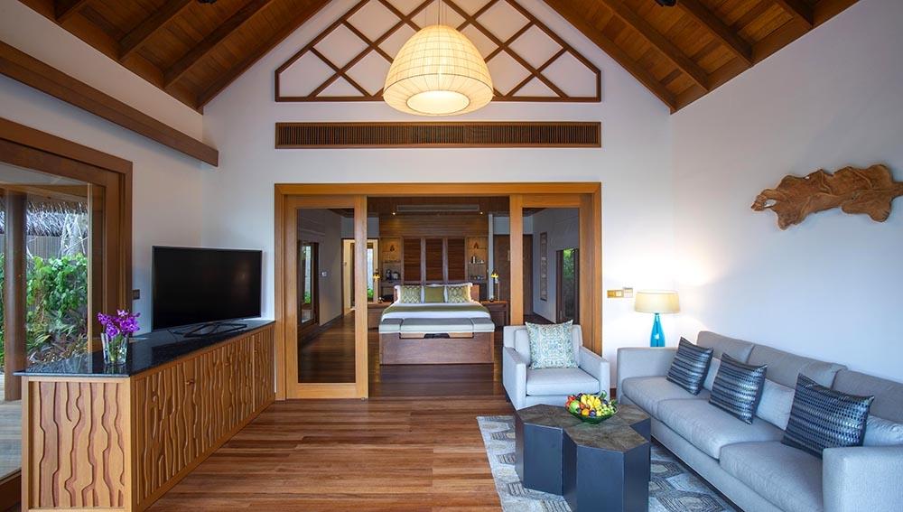 Baros Suites at Baros Maldives Resort & Spa
