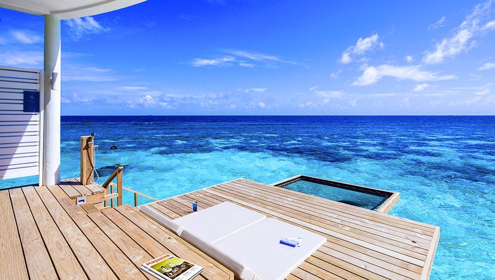 Centara Grand Island Resort Spa Ocean Water Villa