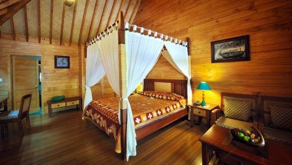Garden Villa Bedroom