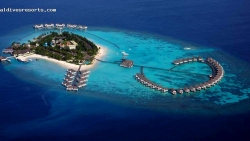 Centara Ras Fushi Resort & Spa View