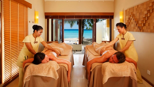 Maldives Spa Cenvaree