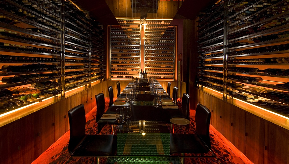 Extravagance forgotten at The Wine Bar