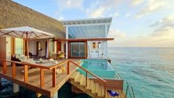 Ocean Pool Villa Exterior