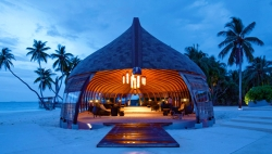 Park Hyatt Maldives Hadahaa Arrival