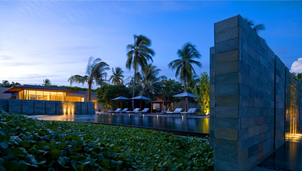 Park Hyatt Maldives Hadahaa Spa Pool