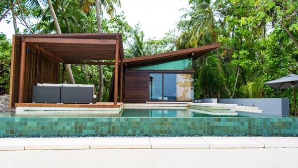 Deluxe Park Pool Villa