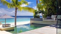 Park Pool Villa Ocean View