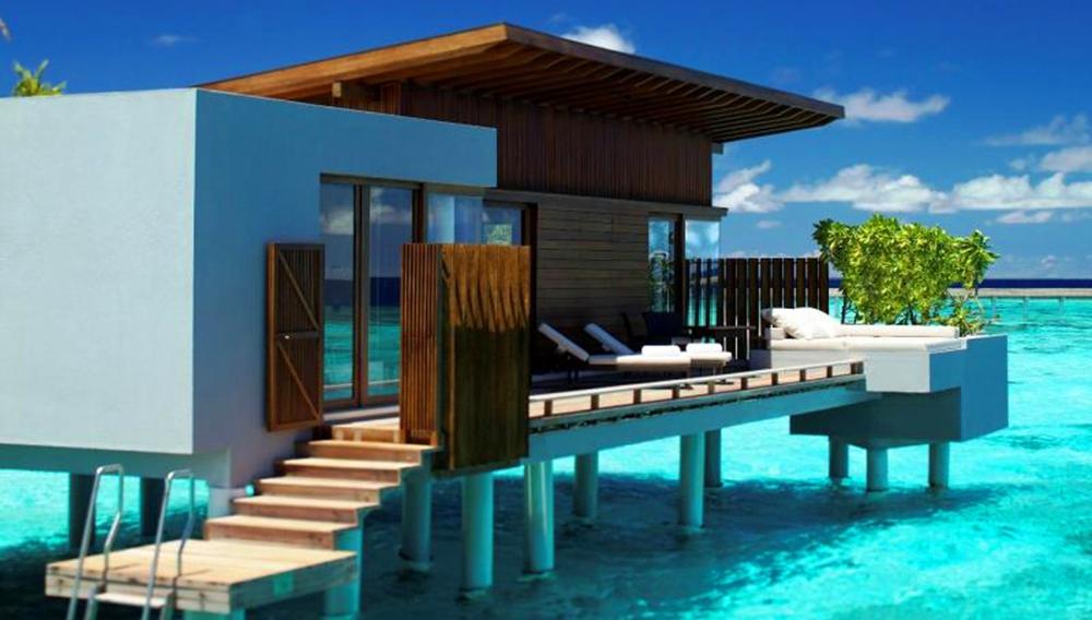 Park Water Villa At Park Hyatt Maldives Hadahaa