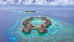 Jumeirah Dhevanafushi Aerial View