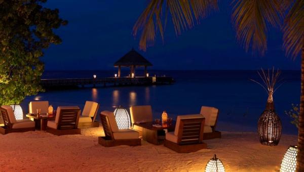 Jumeirah Vittaveli Mu Beach Bar Grill