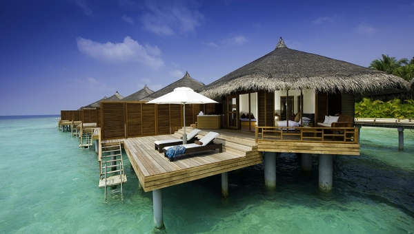 Water Villa with Jacuzzi