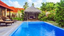 Royal Residence Pool Kurumba