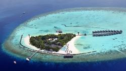 Maafushivaru Aerial View