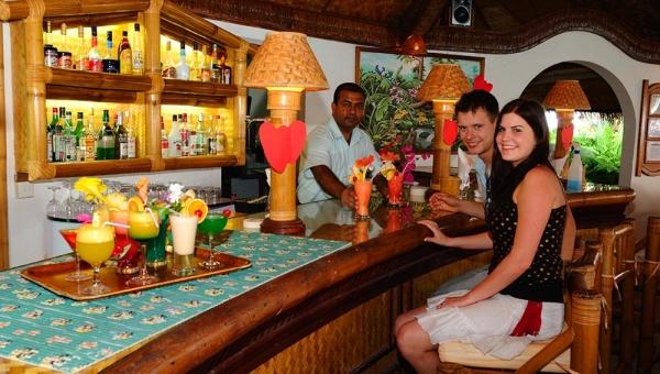 Thulhagiri Island Resort Dine and Wine