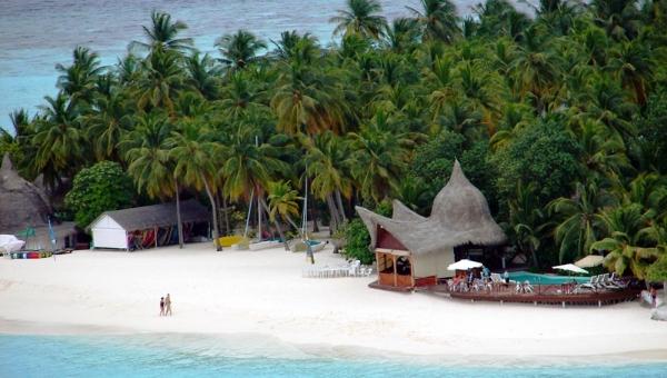 Thulhagiri Island Resort Spa Nature