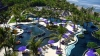 W Retreat & Spa Maldives Arial View