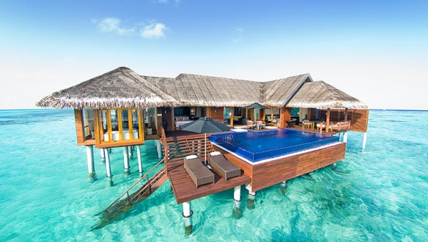 3 Bedroom Beach Villa Maldives