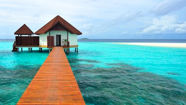 Robinson Club Maldives Jetty