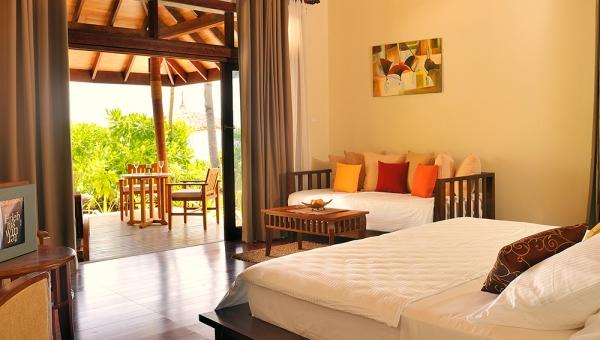 Robinson Club Maldives Beach Villa