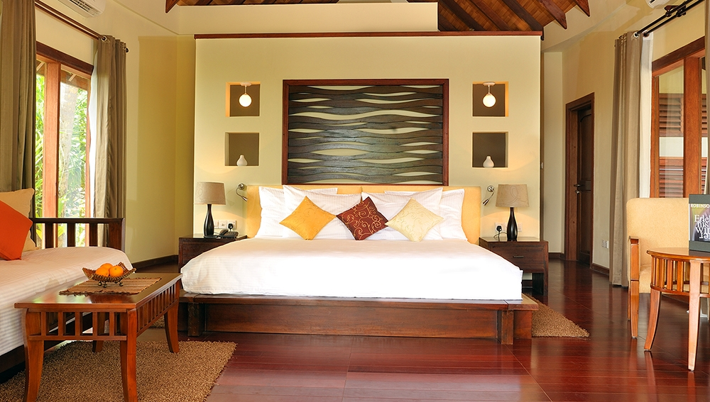 Robinson Club Maldives Beach Villa