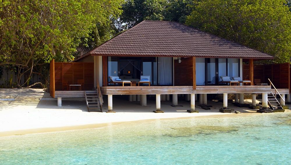 Lagoon Villa Exterior