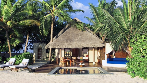 Deluxe Beach Villa with Oversized Plunge Pool