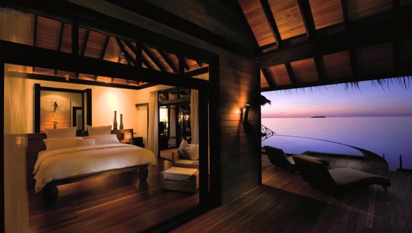 Two Bedroom Grand water Suite
