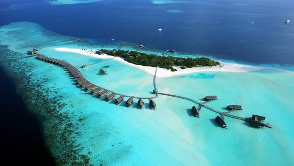 Cocoa Island View
