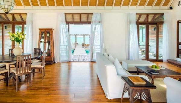 como villa living room