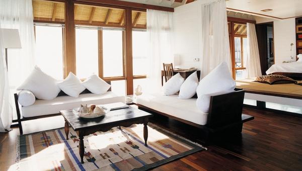 One Bedroom Villa Bedroom
