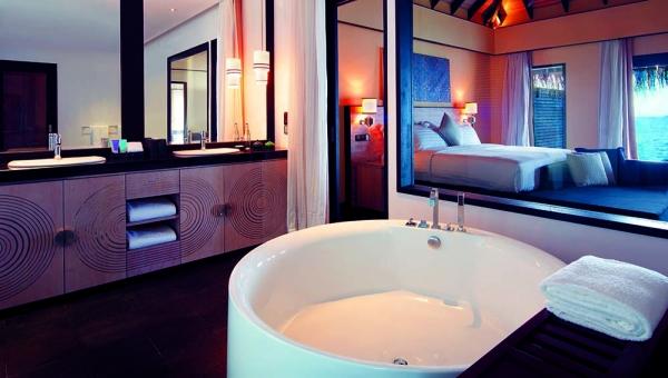 Two Bedroom Lagoon Pool Villa At Outrigger Konotta Maldives Resort