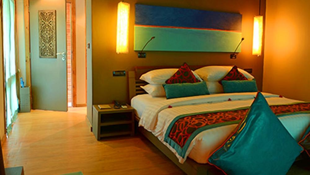 Sunset Beach Villa At Canareef Resort Maldives