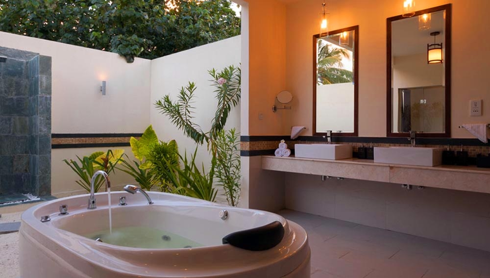 Garden Villas At Furaveri Island Resort Amp Spa