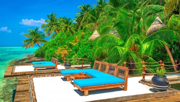 Beach decks