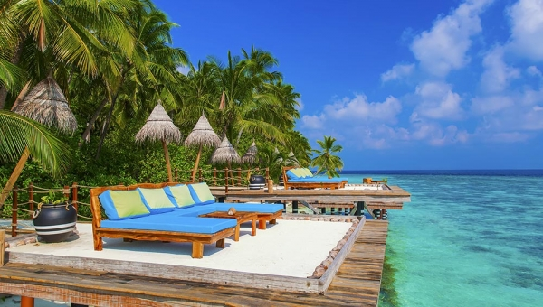 Veli Ashi – Beach decks