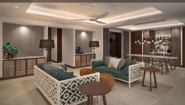 Dhigali Suite