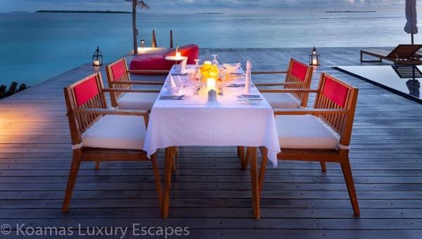 Noku Maldives Resort