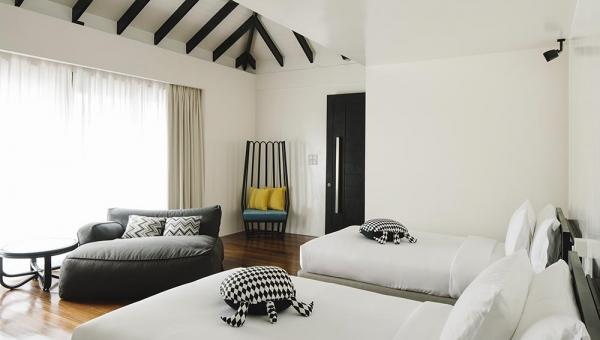 Beach 2-Bedroom Pool Villa