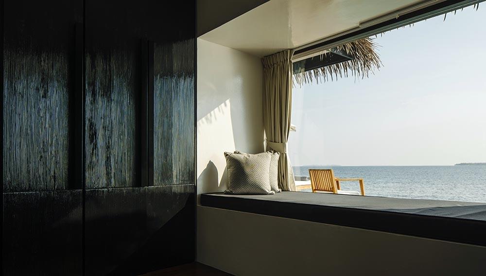 Water Villa at Noku Maldives Resort