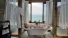 Sunset Jacuzzi Water Villa