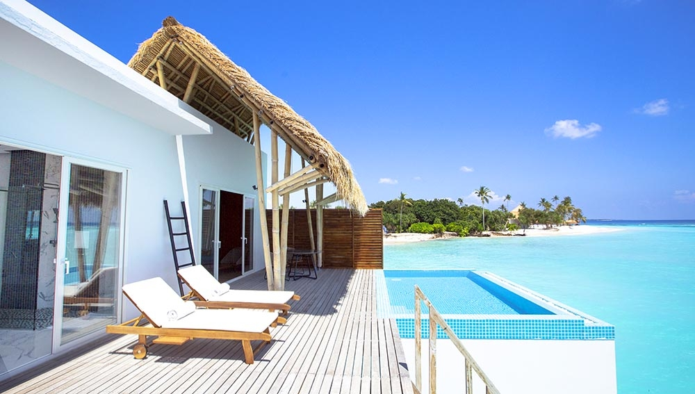 Superior Water Villa with Pool