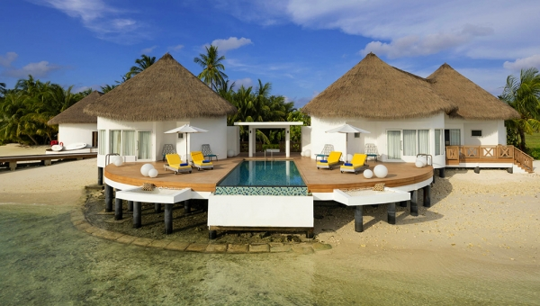 2 Bedroom Family Beach Villa