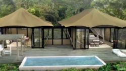TENTED JUNGLE VILLA