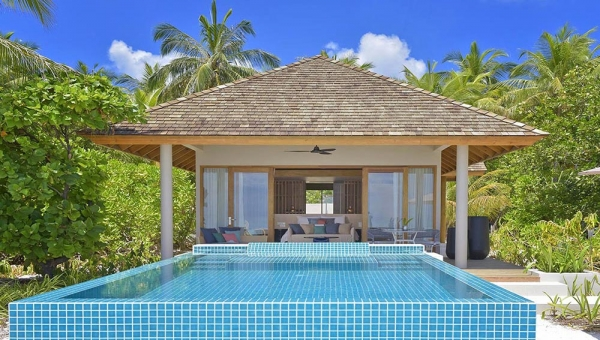 Beach Retreat with Pool