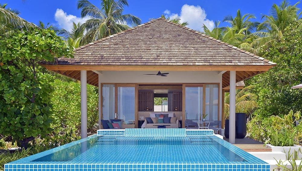 Beach Retreat w Pool bath